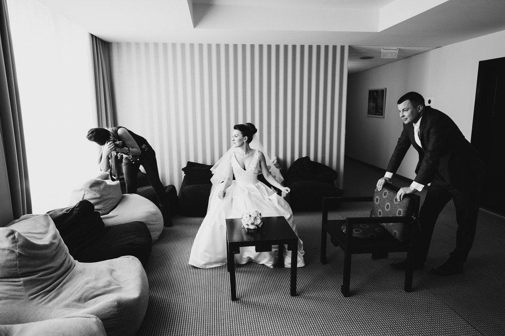 Vestuvių fotosesija ir bičiulystė su fotografu